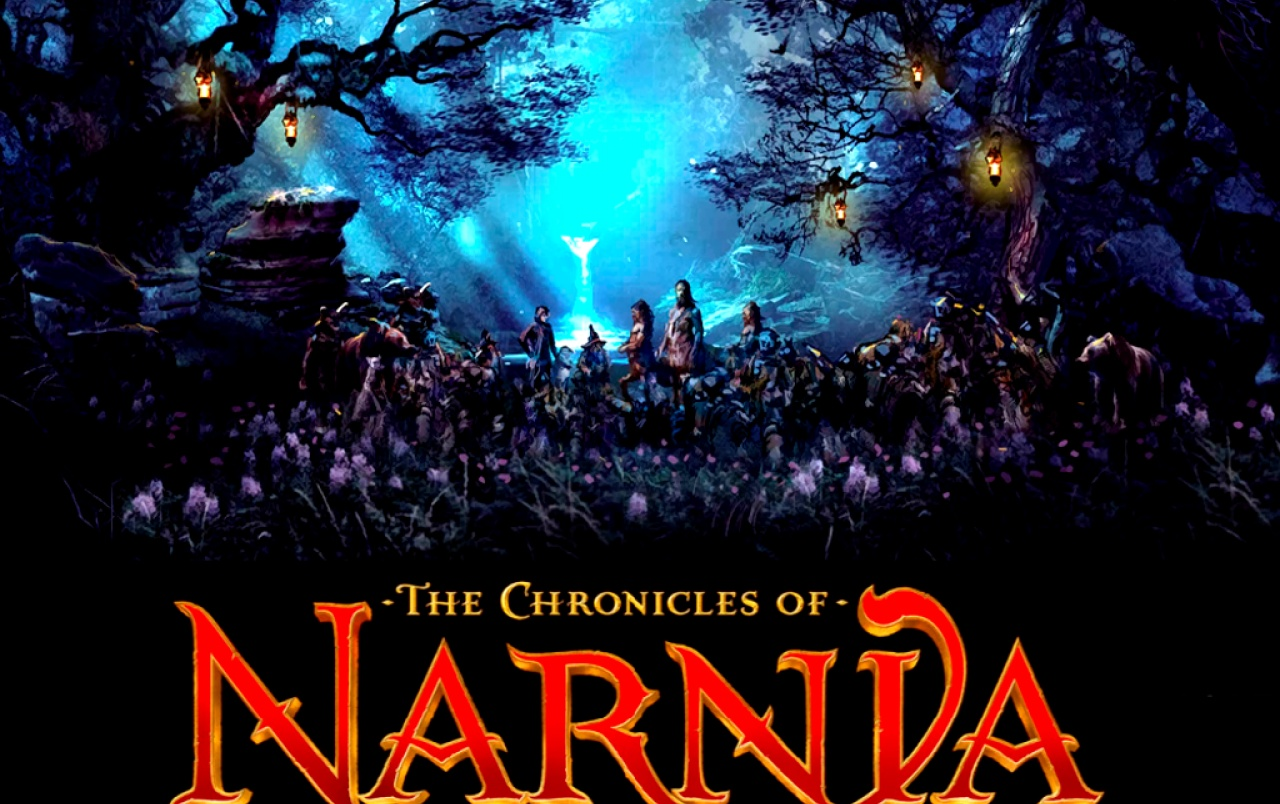 narnia wallpaper iphone