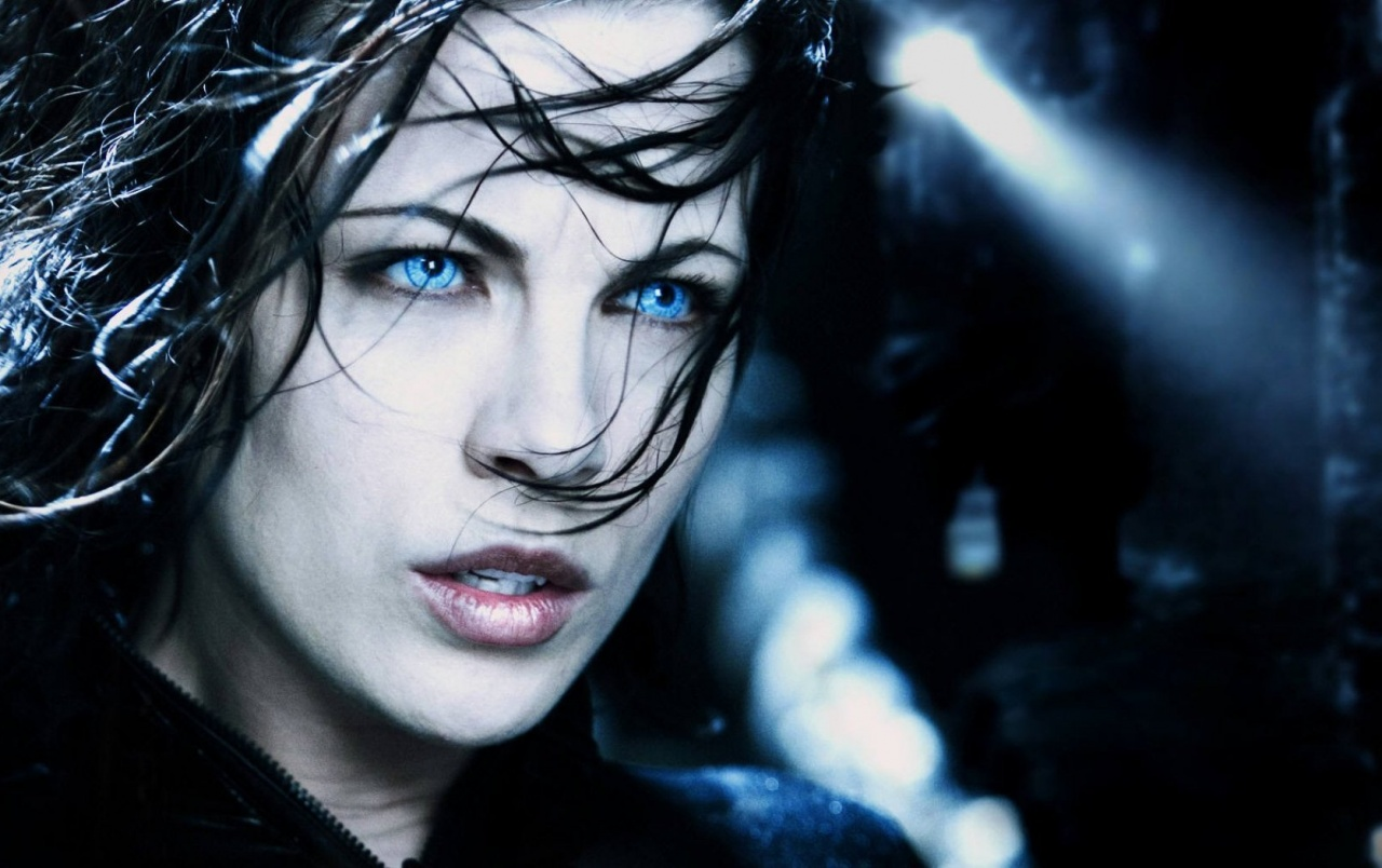 Kate Beckinsale Vampire wallpapers