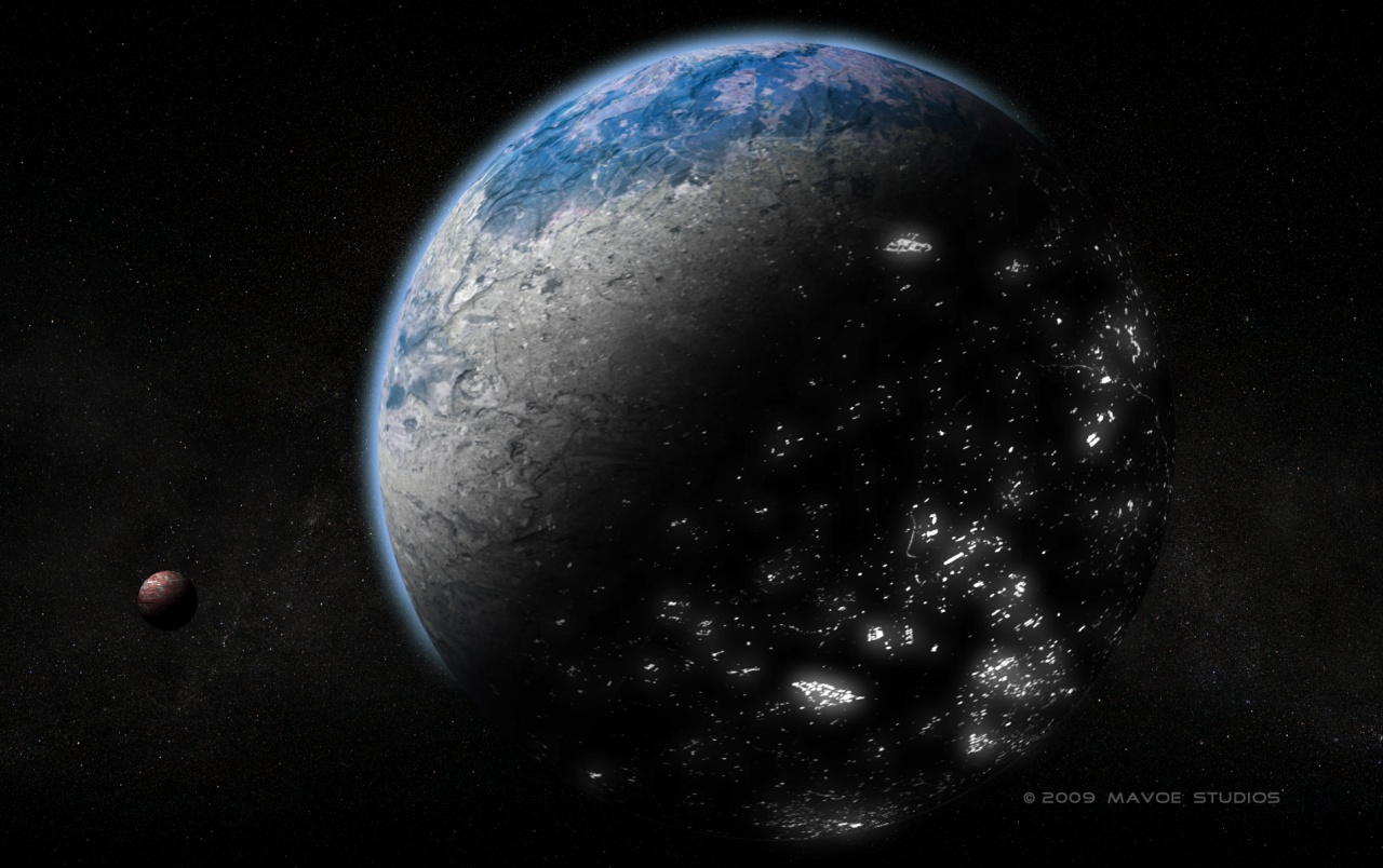 Alien background ·① Download free beautiful HD wallpapers for