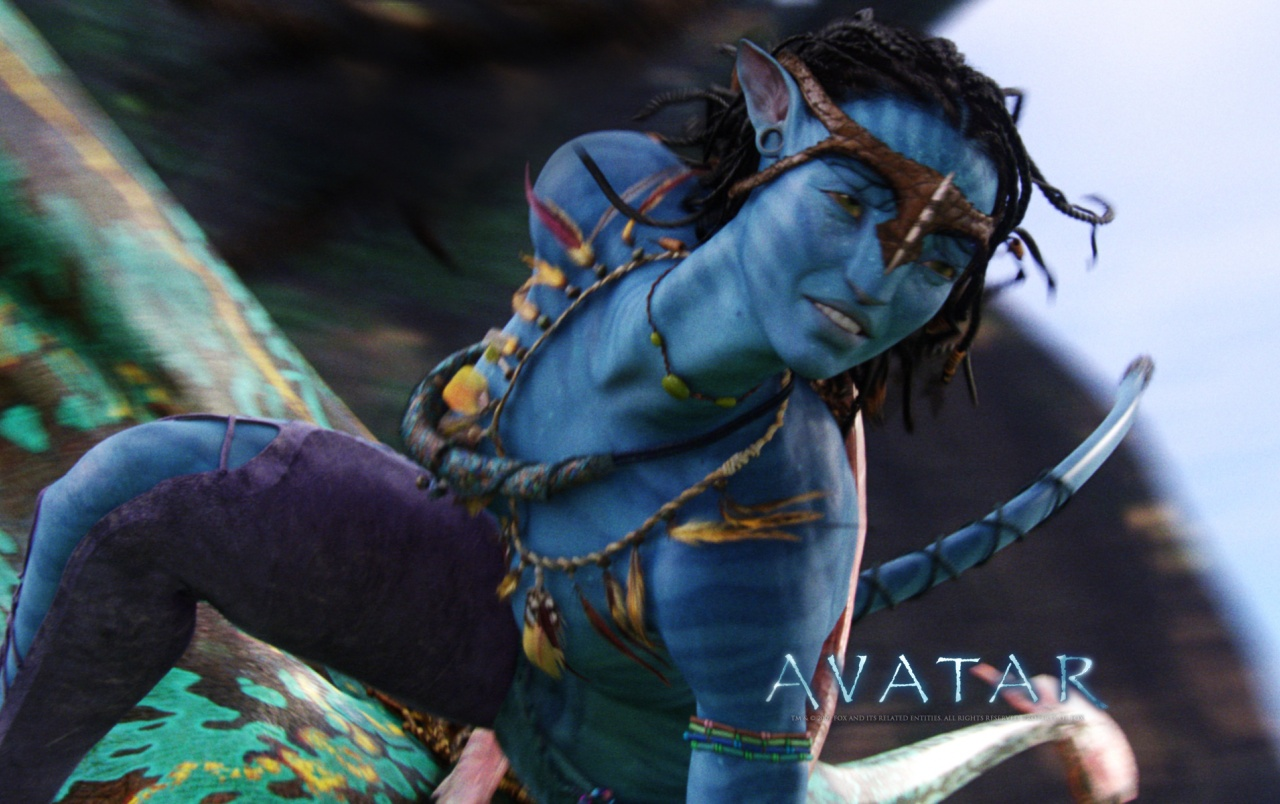Avatar Neytiri 4 wallpapers