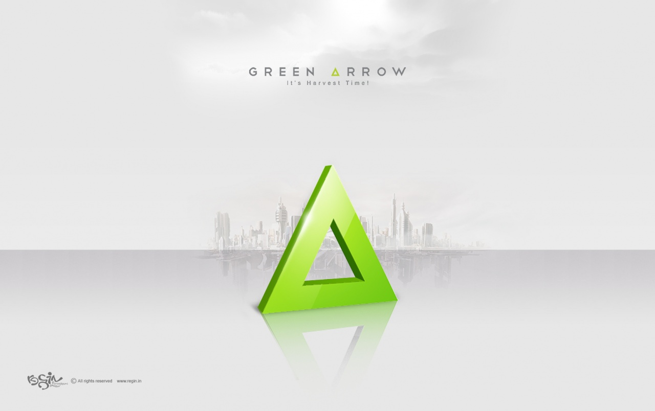 Green arrow wallpapers green arrow stock photos originalwide green arrow wallpapers voltagebd Gallery