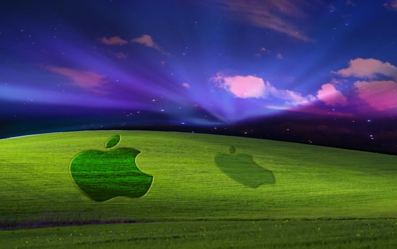 Mac on Windows Turf wallpapers