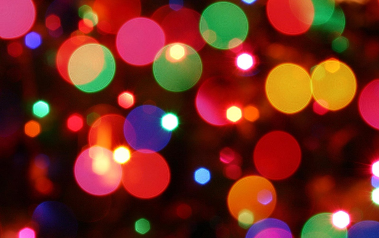 Holiday Lights wallpapers