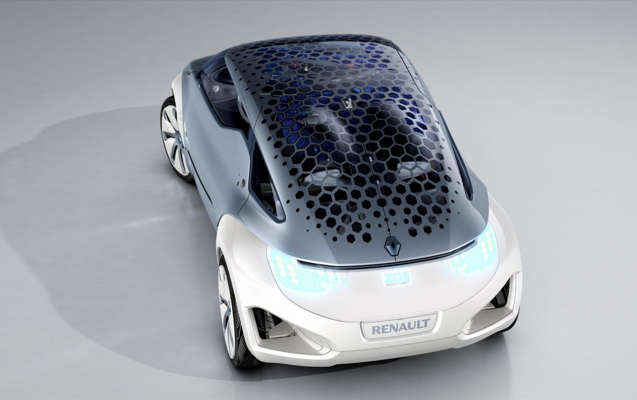 Renault ZOE top wallpapers