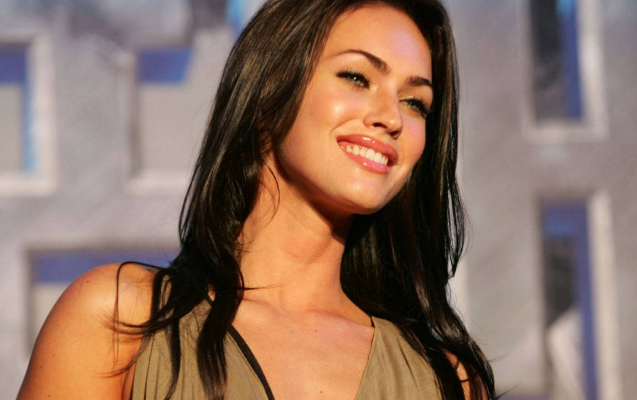 megan fox smile wallpapers | megan fox smile stock photos