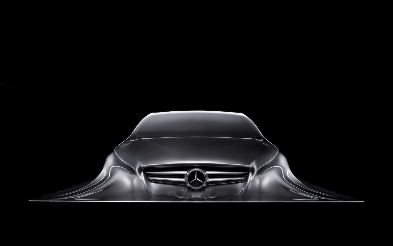 Mercedes Benz Design Sculpture 1 Wallpapers Mercedes Benz Design