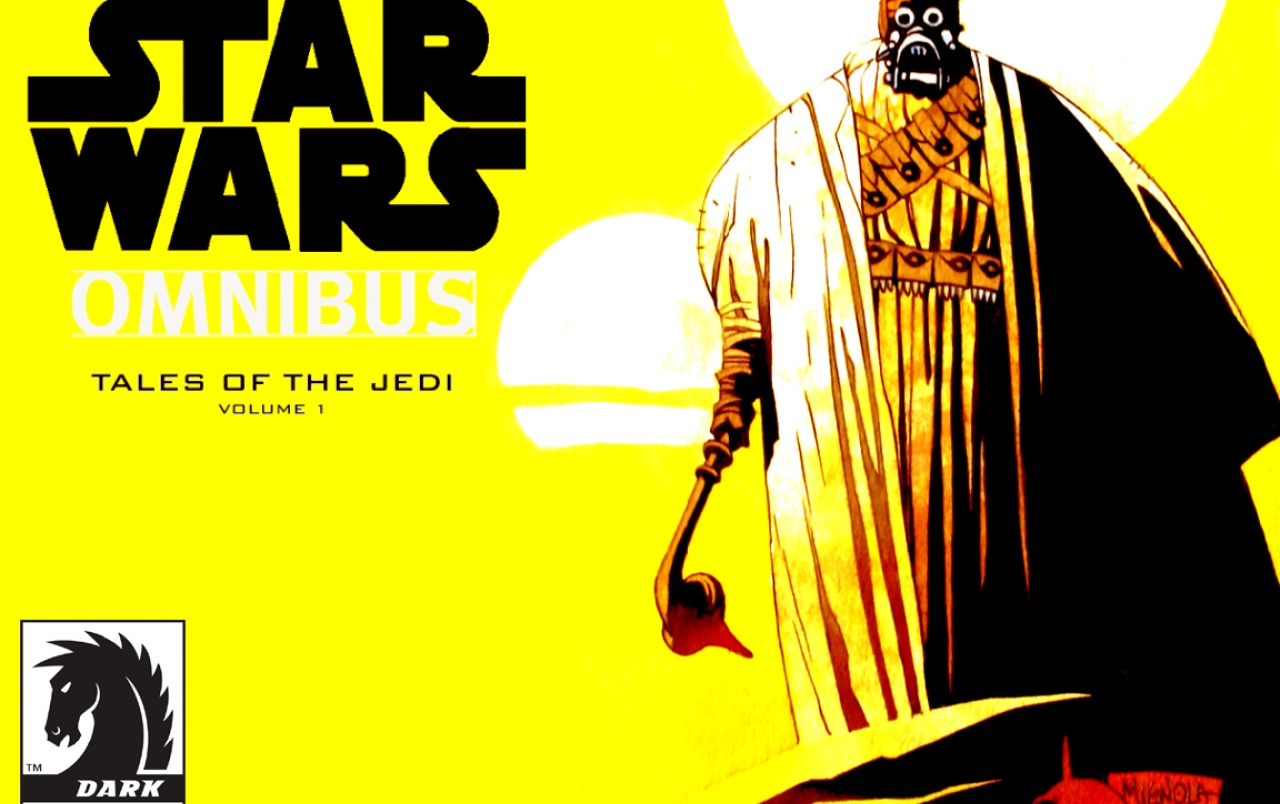 Star Wars: Tales of the Jedi wallpapers