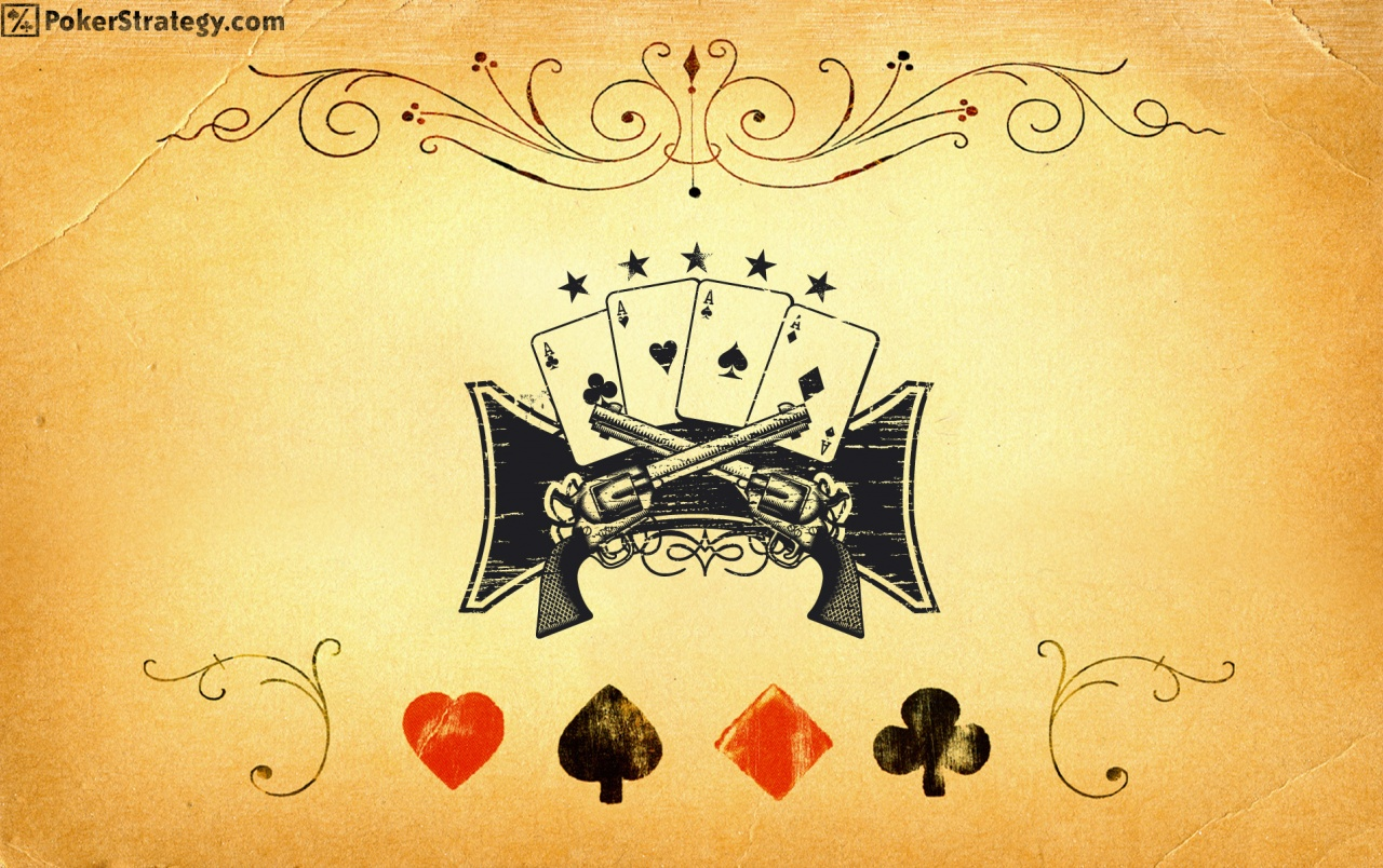 Western poker wallpapers