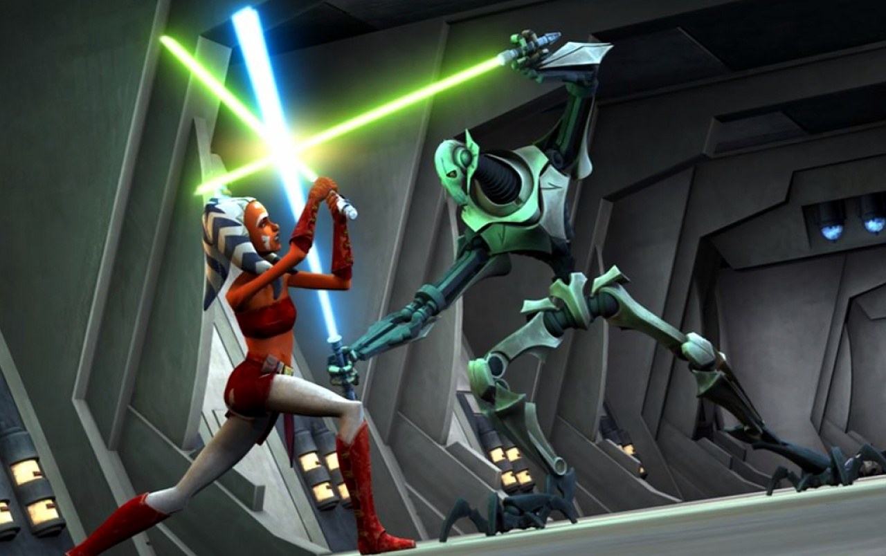 StarWars: The Clone Wars Wallpapers