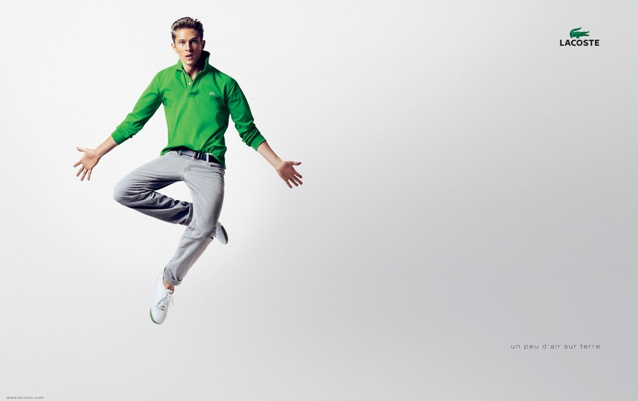 Fly Mann LACOSTE wallpapers