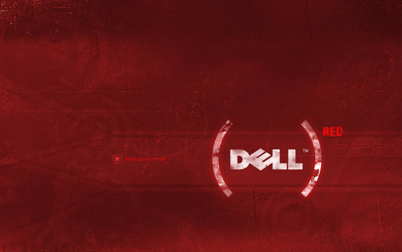 Dell Red 2 wallpapers