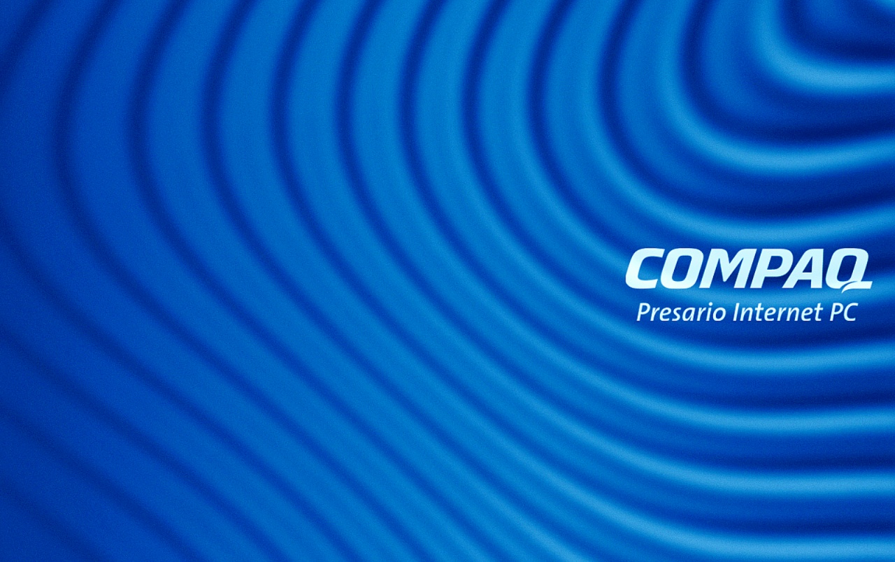 Compaq Presario 1 wallpapers
