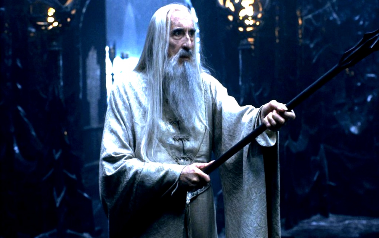 saruman the wicked wallpapers
