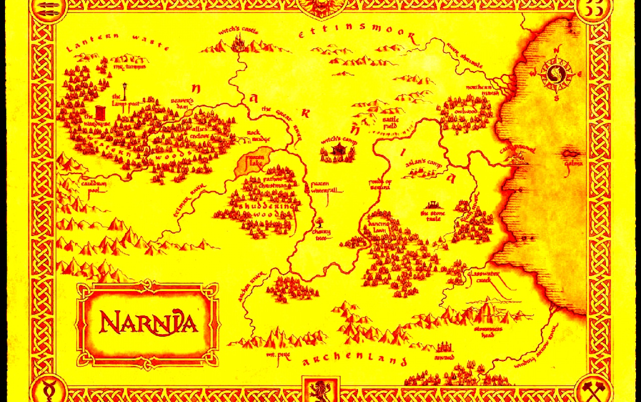 Land of Narnia wallpapers