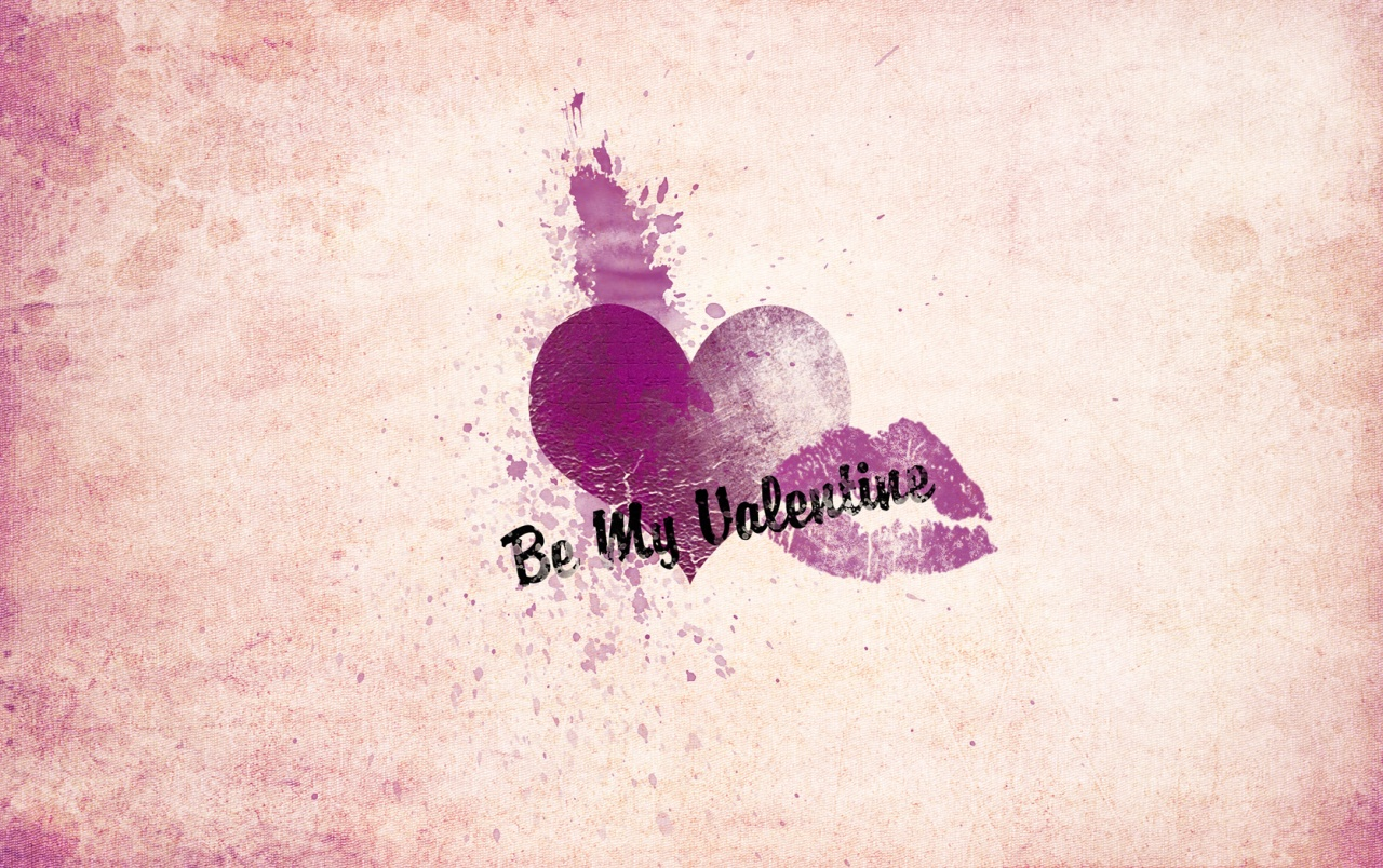 Be my valentine wallpapers