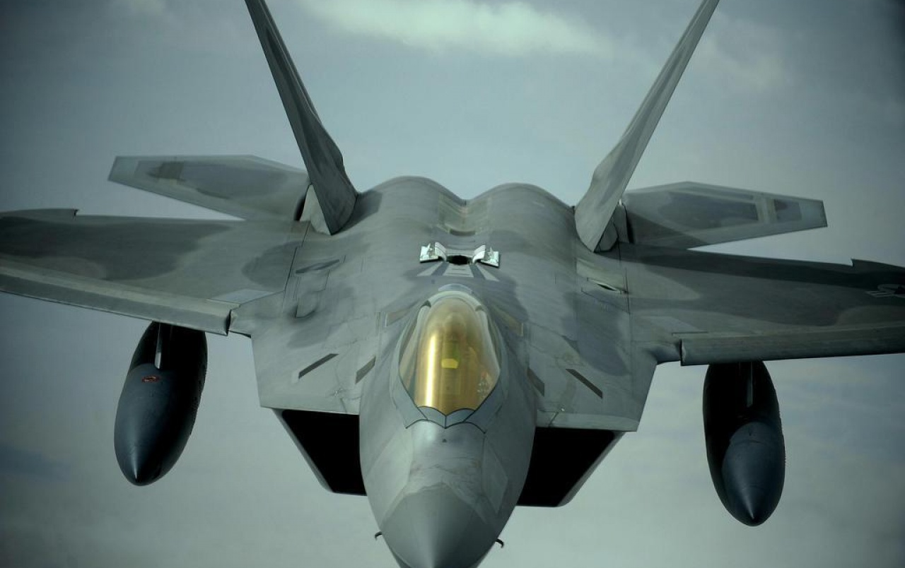 Original Lockheed Martin F 22 Raptor Wallpapers