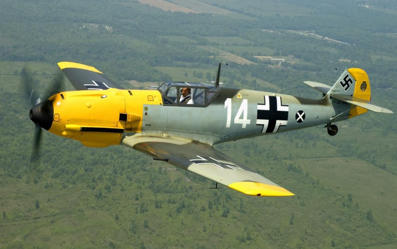 Messerschmitt Bf-109E Emil wallpapers