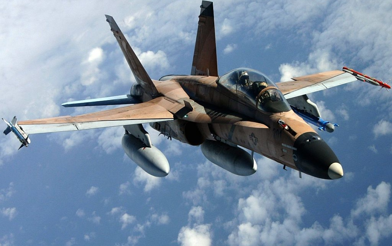 McDonnell Douglas FA18 Hornet wallpapers