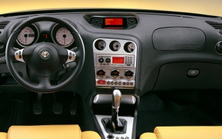 Alfa Romeo 156 GTA interior wallpapers | Alfa Romeo 156 GTA interior ...
