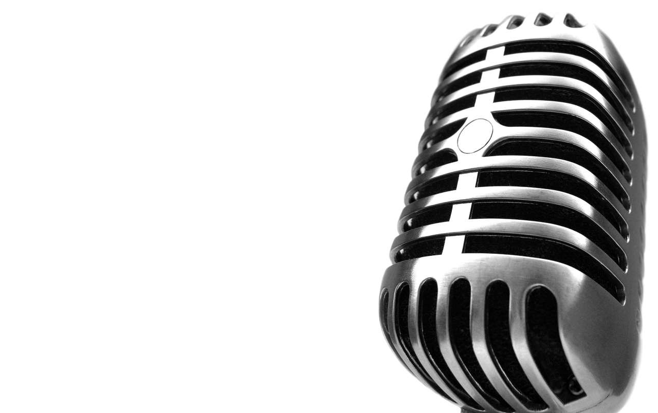 Silver Mic Wallpapers Silver Mic Stock Photos