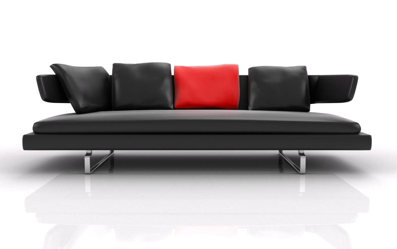 Black sofa wallpapers