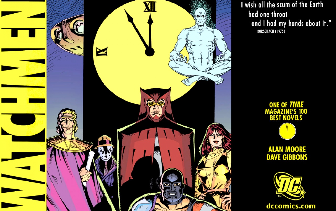 the Watchmen wallpapers