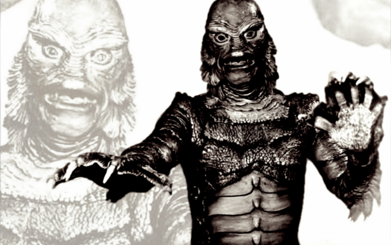 Creature From The Black Lagoon Wallpapers Creature From The