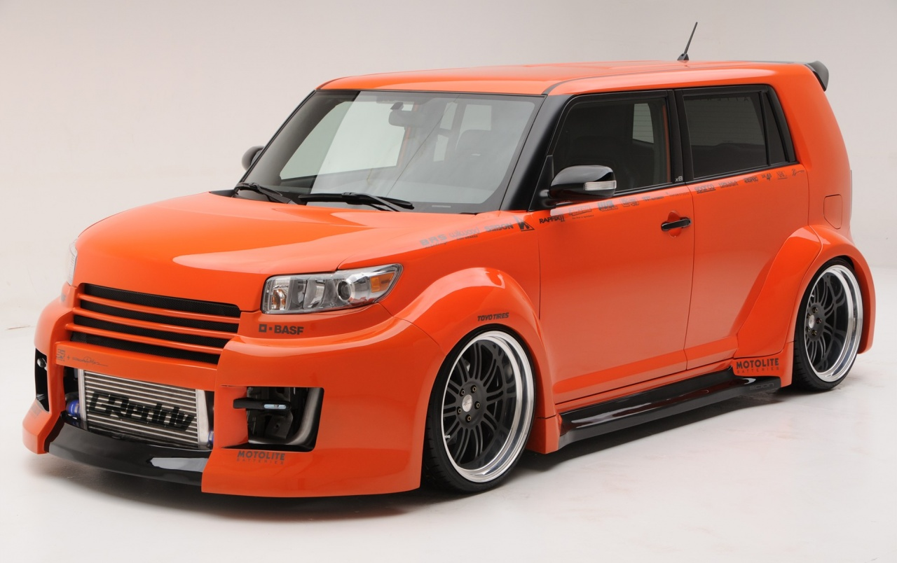 OriginalWide SCION XB Wallpapers