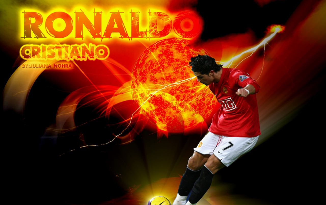 Manchester United Animated Wallpaper