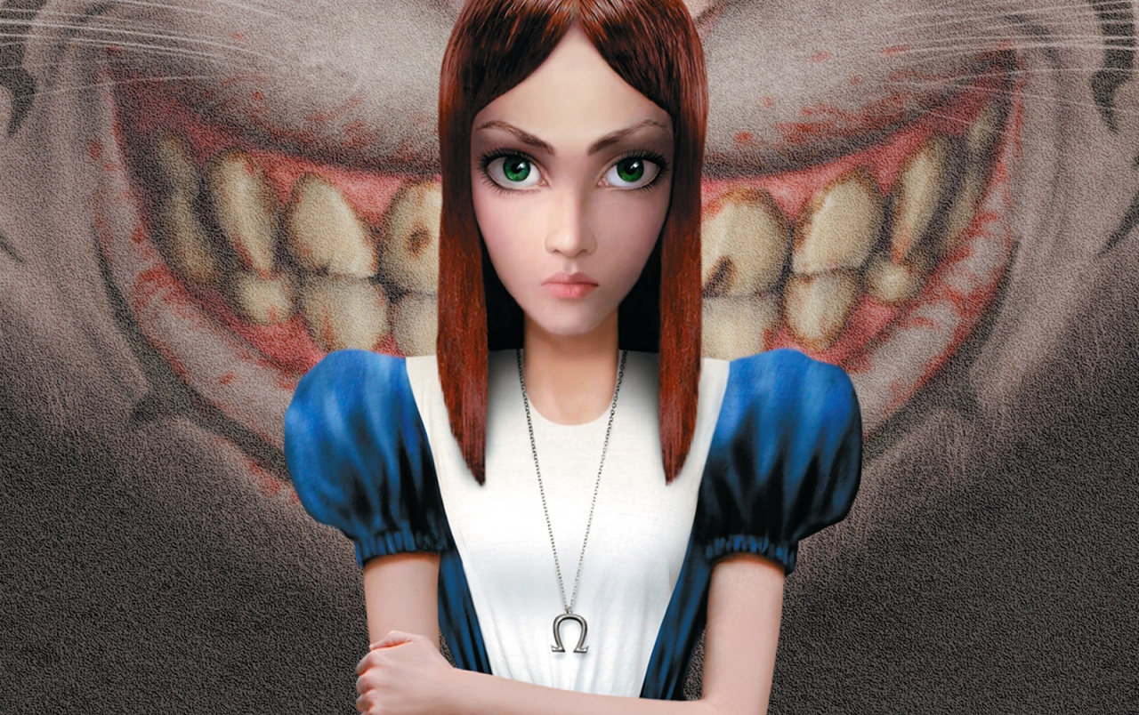 McGees Alice 9 wallpapers