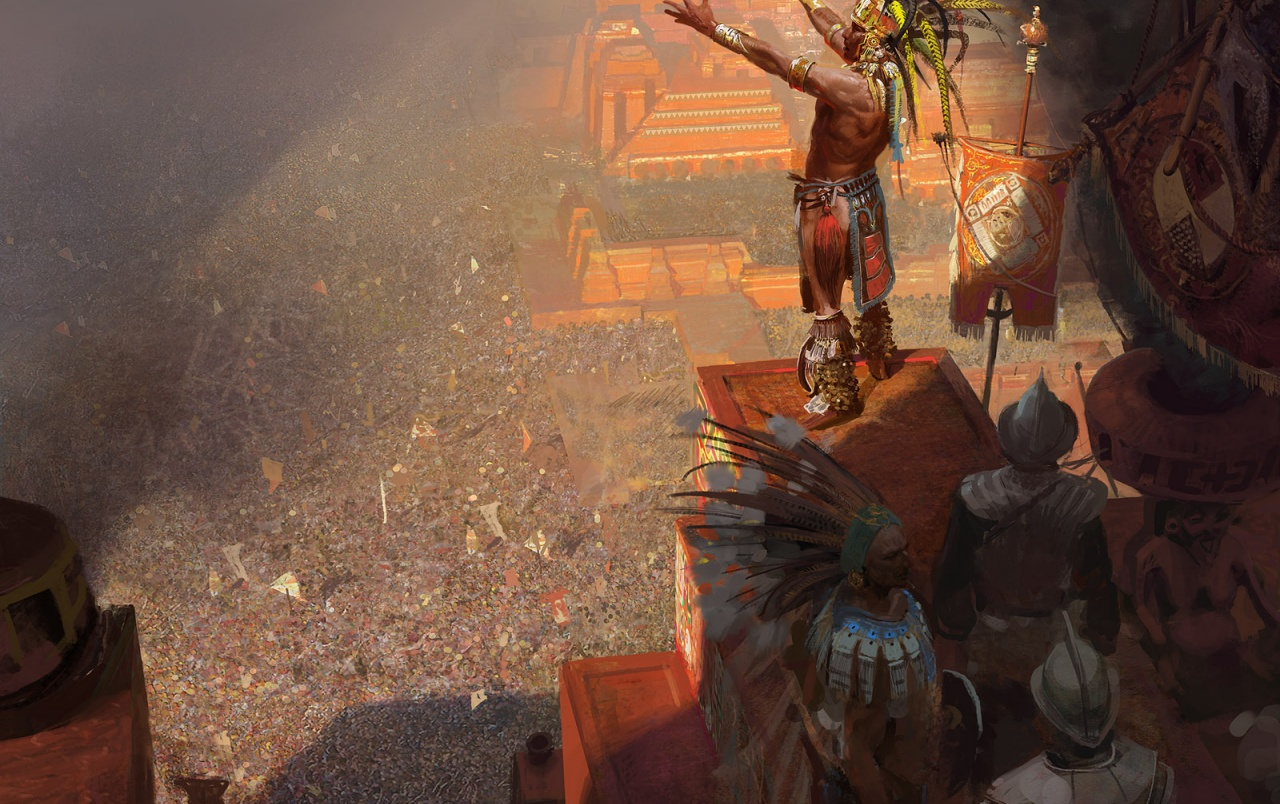 Age Of Empires 3 Wallpapers Age Of Empires 3 Stock Photos