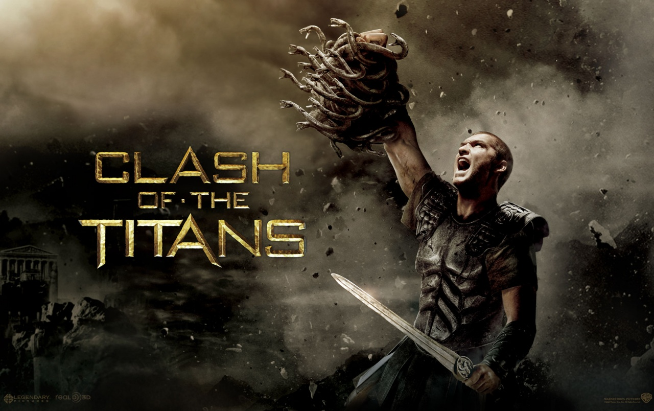 Clash of the Titans hero wallpapers