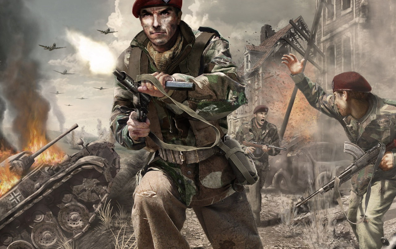 Call Of Duty 3 Wallpapers Call Of Duty 3 Stock Photos