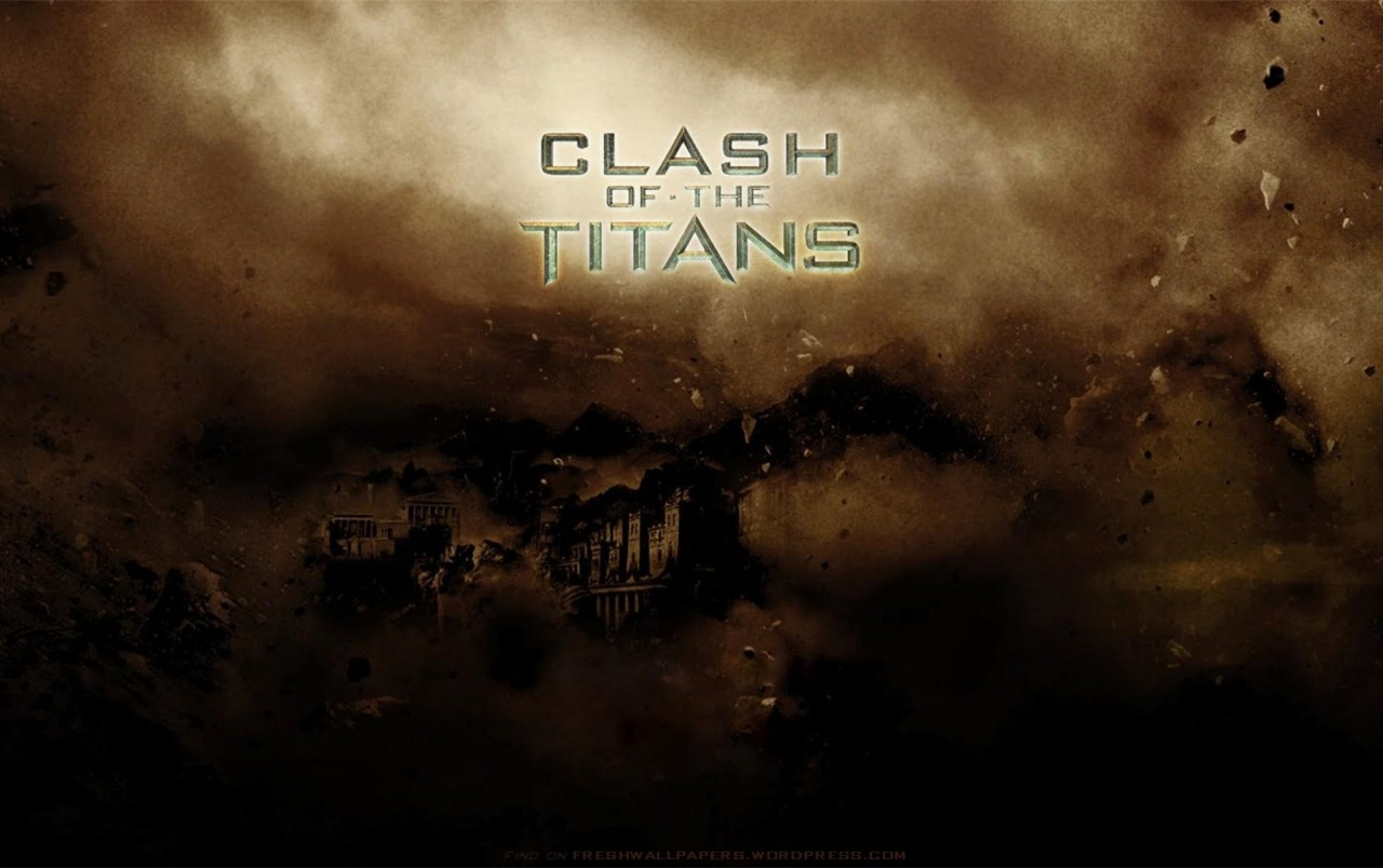 Clash Of The Titans Wallpapers Clash Of The Titans Stock Photos