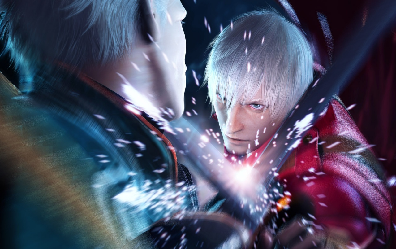 Devil May Cry 3 wallpapers | Devil May Cry 3 stock photos