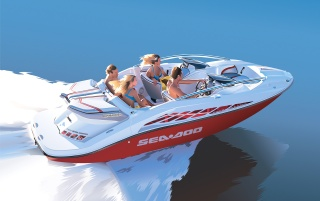 Seadoo speedster wallpapers