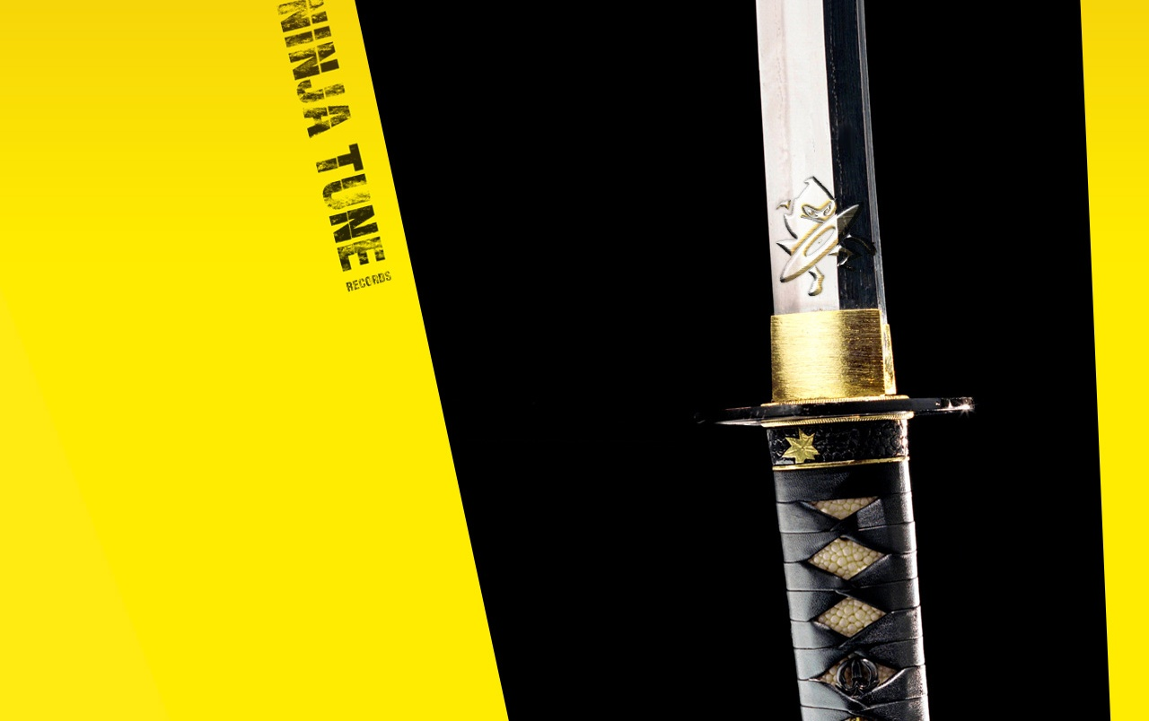 Ninjatune vs Kill Bill wallpapers