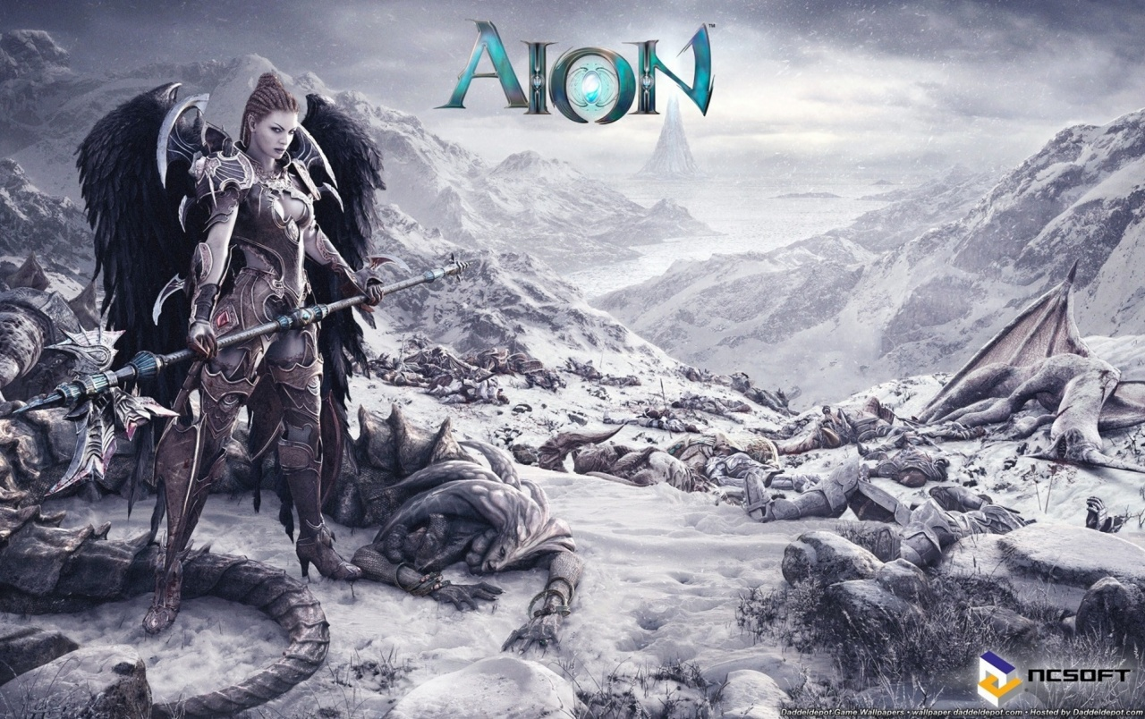 OriginalWide Aion wallpapers