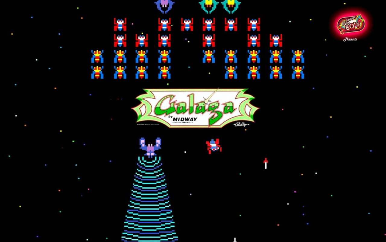 galaga wallpaper iphone - photo #12