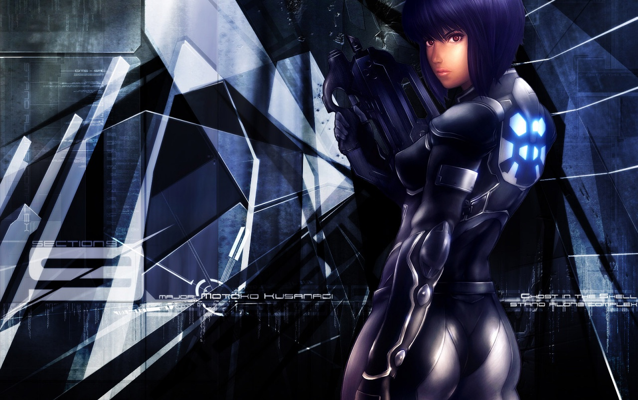Ghost In The Shell Wallpapers Ghost In The Shell Stock Photos