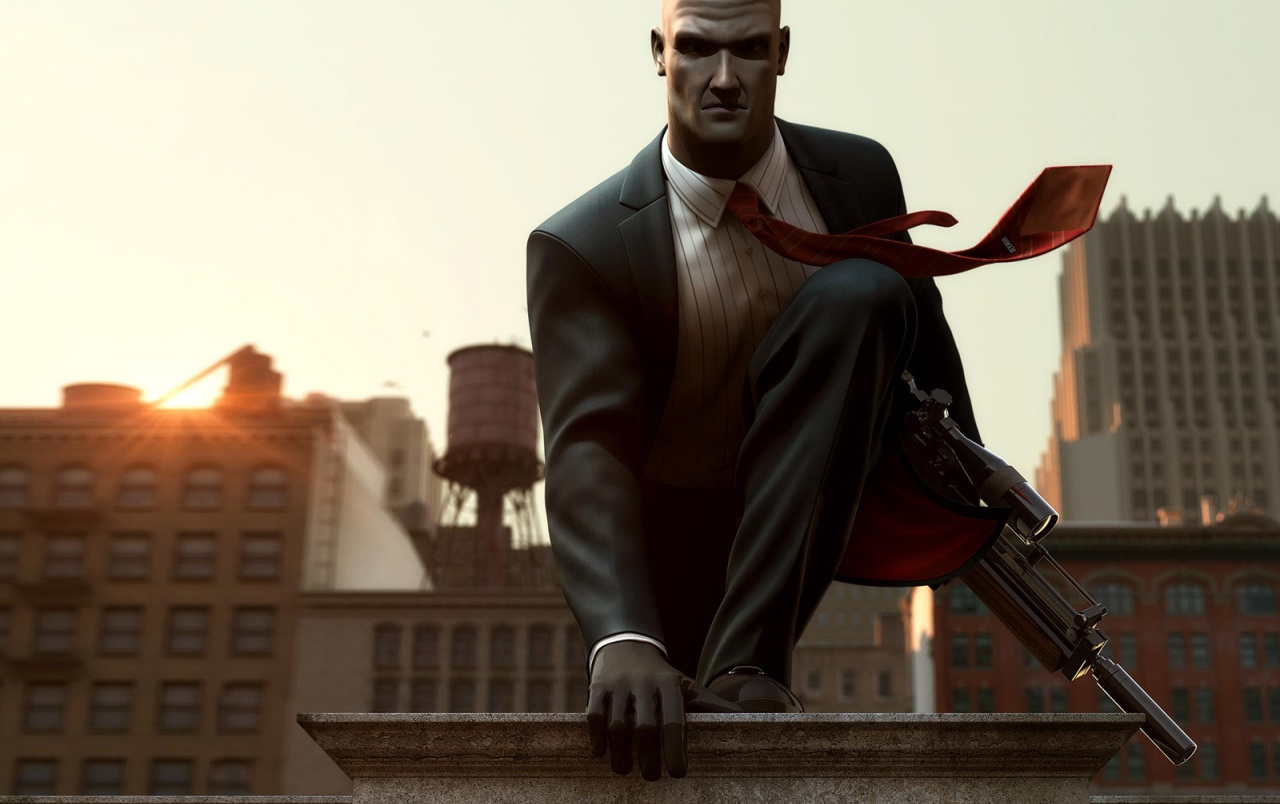 Hitman: Blood Money wallpapers