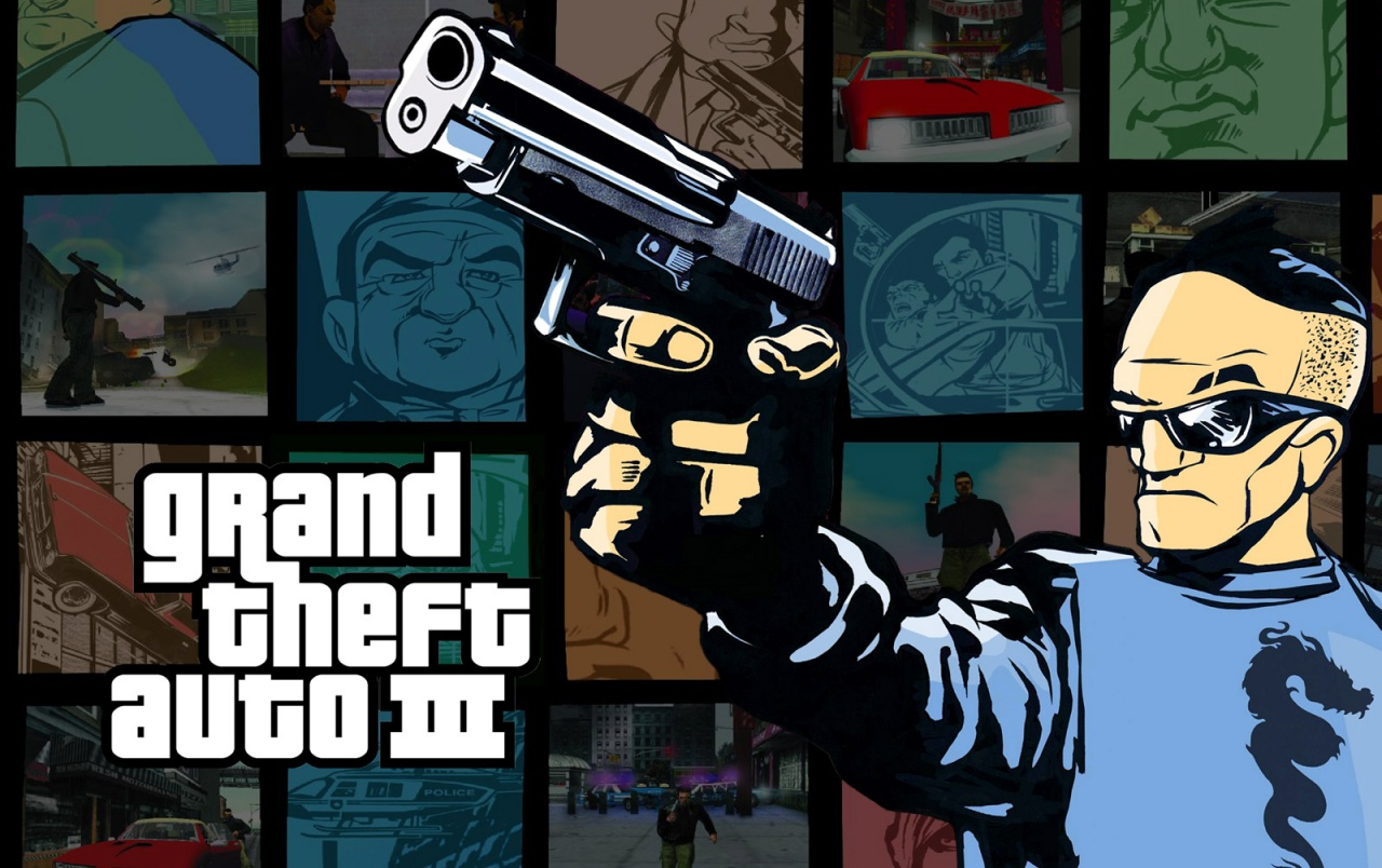 Original Gta  Wallpapers