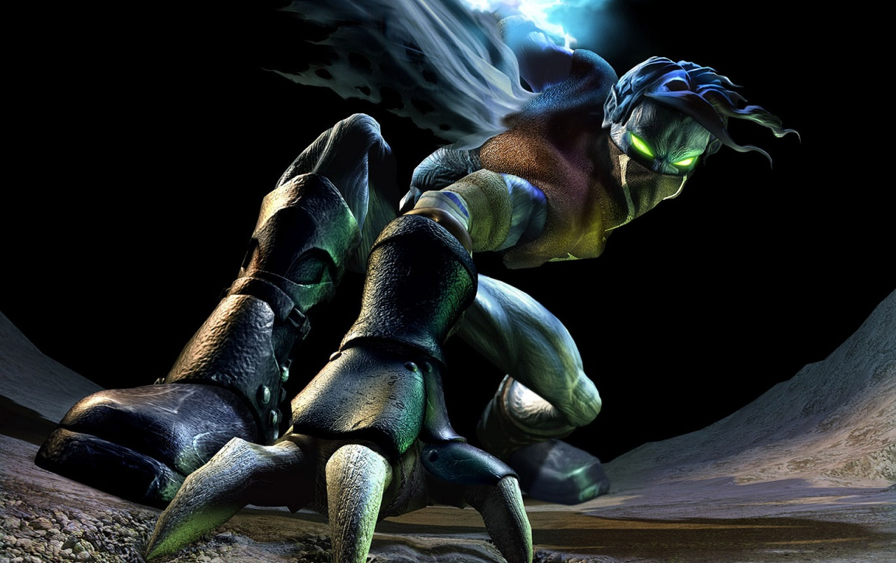 legacy of kain defiance mac download