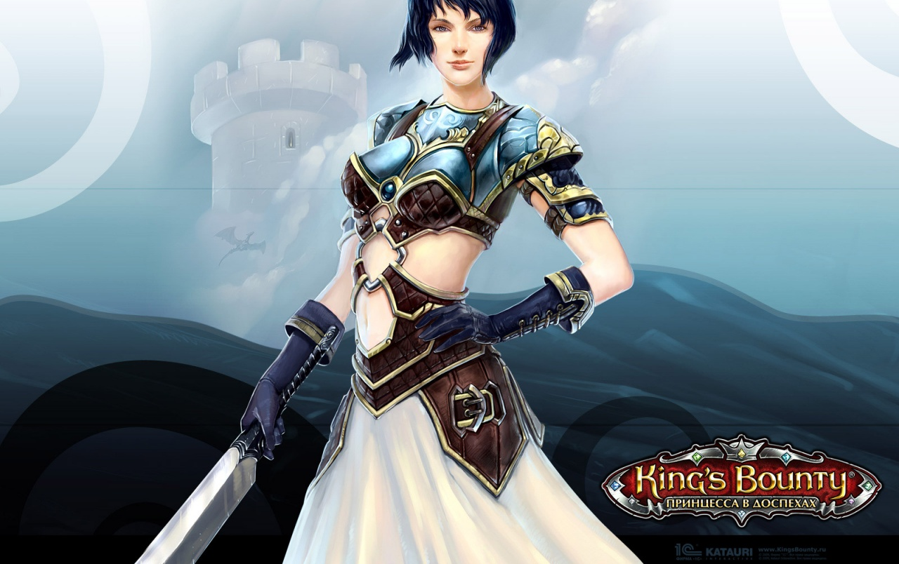 Kings Bounty: Armored Princess wallpapers
