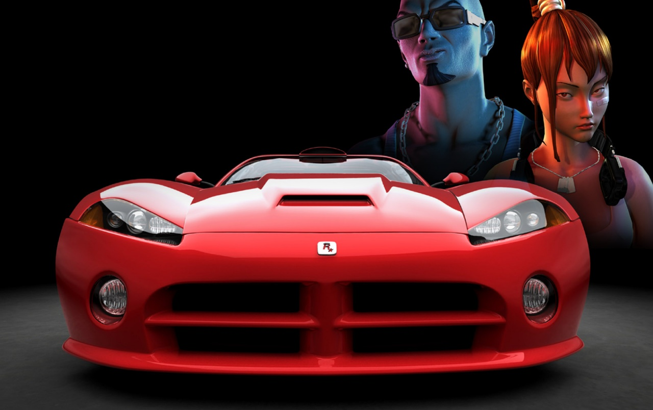 Midnight Club 2 Wallpapers Midnight Club 2 Stock Photos