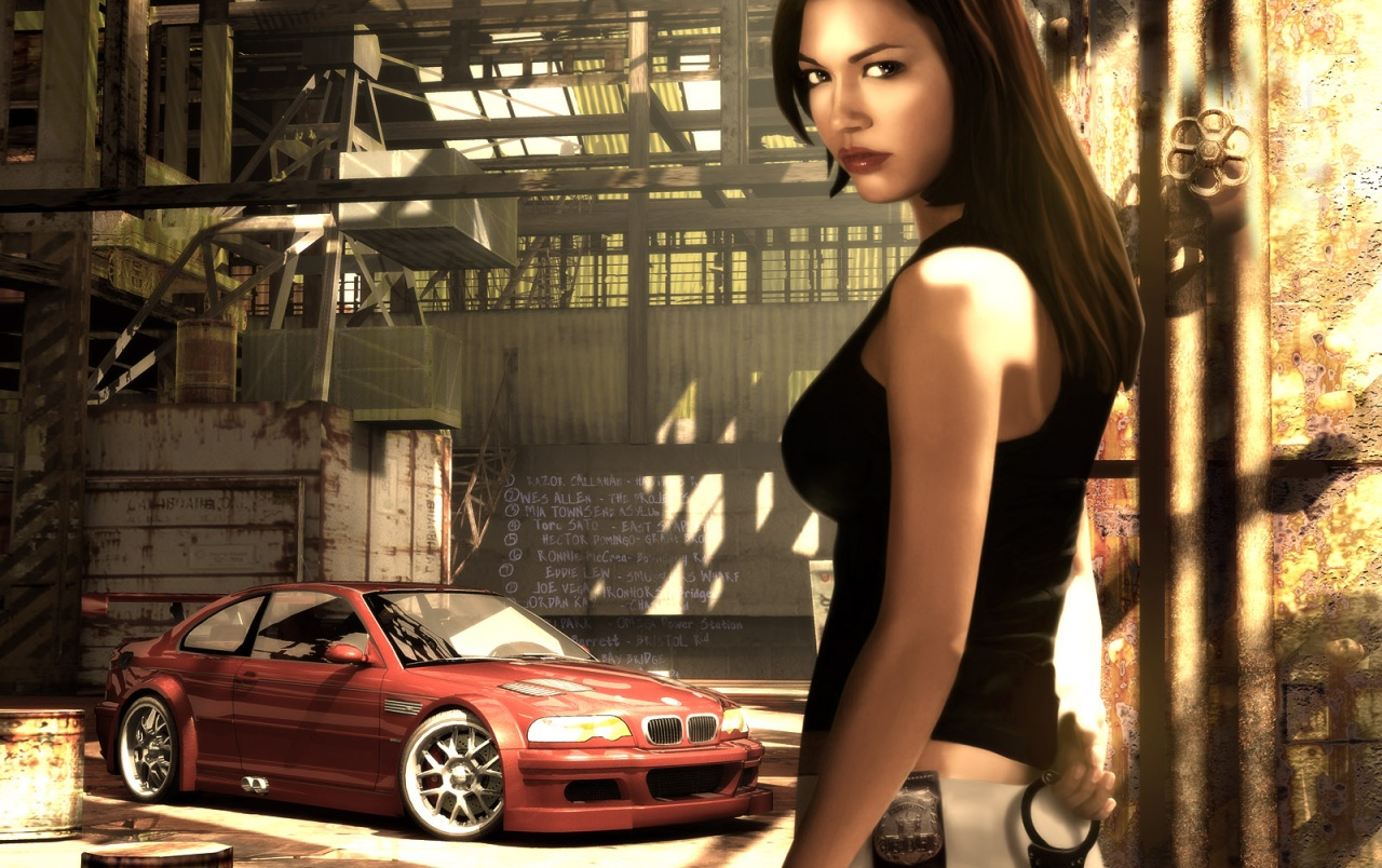 Original NFS Most Wanted Wallpapers