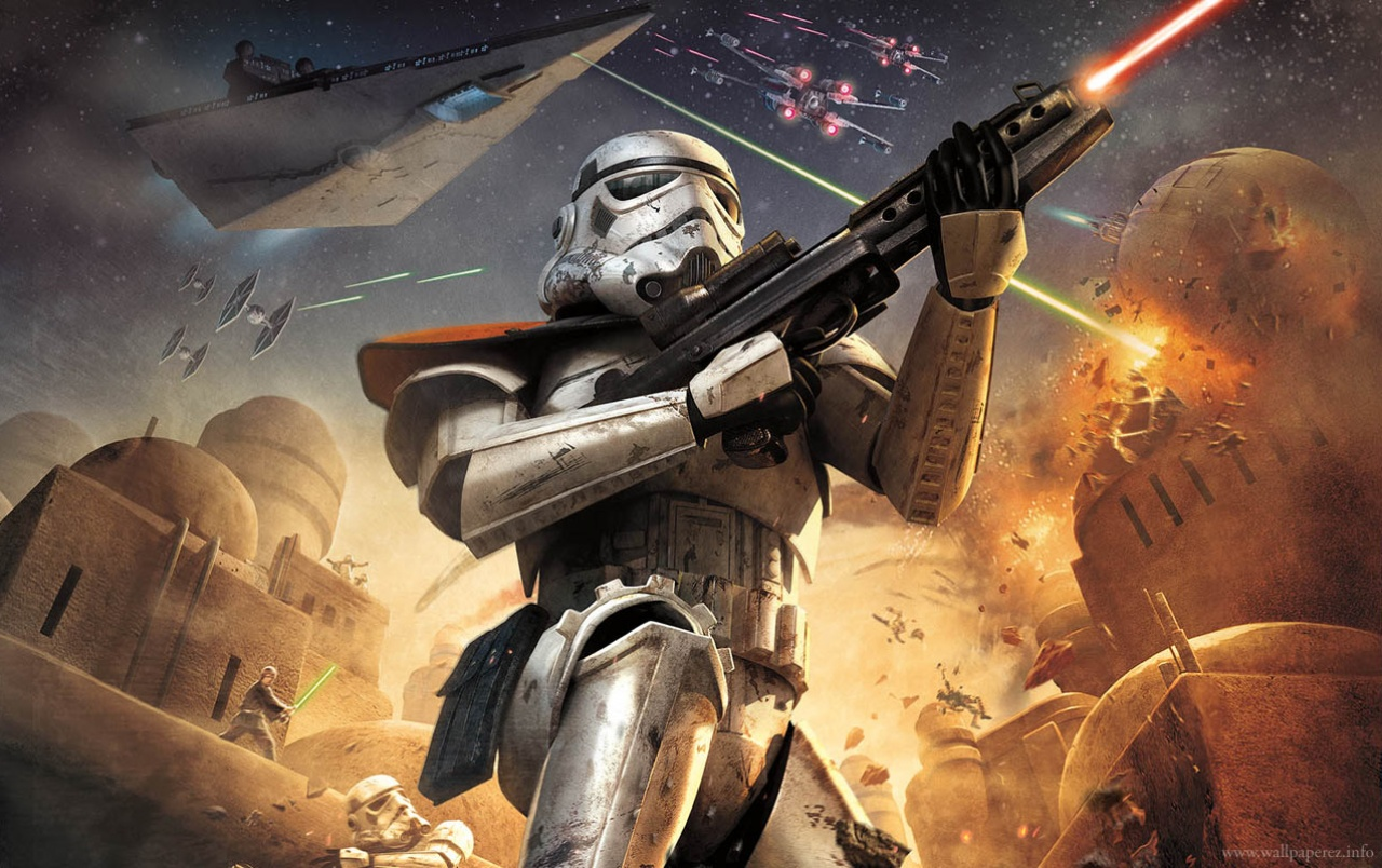 Star Wars Battlefront Wallpapers Star Wars Battlefront Stock Photos