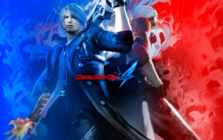 Devil May Cry 4 Fondos De Pantalla Devil May Cry 4 Fotos