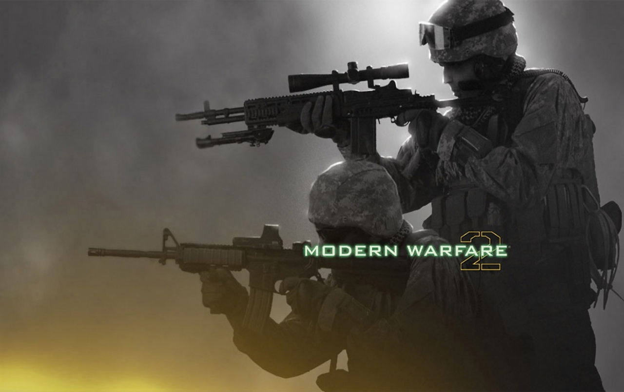 Modern Warfare 2 Wallpapers Modern Warfare 2 Stock Photos
