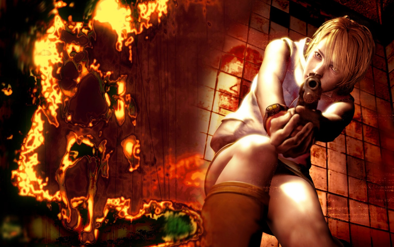 Silent Hill 3 wallpapers